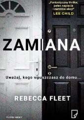 Okładka książki Zamiana Rebecca Fleet