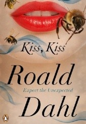 Okładka książki Kiss Kiss Roald Dahl