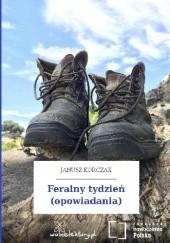Okładka książki Feralny tydzień Janusz Korczak