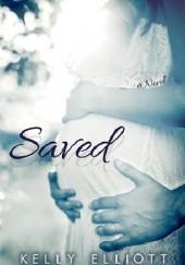 Okładka książki Saved Kelly Elliott