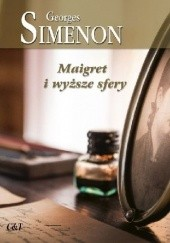 Okładka książki Maigret i wyższe sfery Georges Simenon