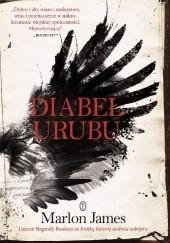 Okładka książki Diabeł Urubu Marlon James