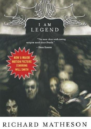 Okładka książki I Am Legend Richard Matheson