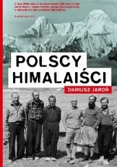 Okładka książki Polscy himalaiści Dariusz Jaroń