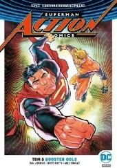 Okładka książki Superman – Action Comics: Booster Gold Dan Jurgens,Brett Booth,Will Conrad