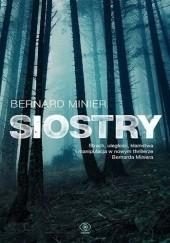 Okładka książki Siostry Bernard Minier
