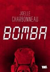 Okładka książki Bomba Joelle Charbonneau