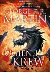 Okładka książki Ogień i krew. Część 2 George R.R. Martin