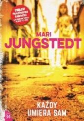 Okładka książki Każdy umiera sam Mari Jungstedt