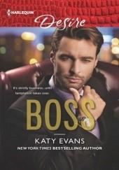 Okładka książki Boss Katy Evans