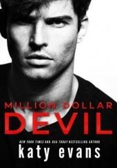 Okładka książki Million Dollar Devil Katy Evans