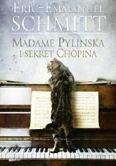 Okładka książki Madame Pylinska i sekret Chopina Éric-Emmanuel Schmitt