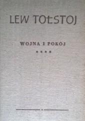 Okładka książki Wojna i Pokój Tom 4