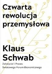 Okładka książki Czwarta rewolucja przemysłowa Klaus Schwab