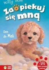 Okładka książki Dom dla Moli. Holly Webb