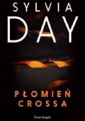 Okładka książki Płomień Crossa Sylvia June Day