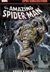 Okładka książki Amazing Spider-Man- Epic Collection- Kravens Last Hunt Peter David,David Michelinie,James Owsley,J. M. DeMatteis