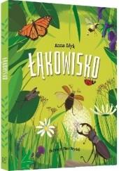 Okładka książki Łąkowisko Anna Edyk