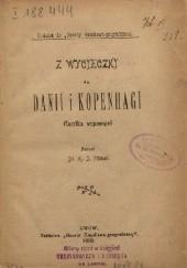 Okładka książki Z wycieczki do Danii i Kopenhagi. Garstka wspomnień K. J Nitman