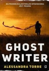 Okładka książki Ghostwriter Alessandra Torre