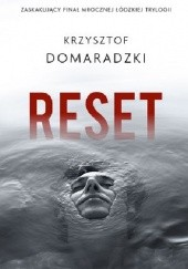 Okładka książki Reset Krzysztof Domaradzki