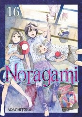 Okładka książki Noragami #16 Toka Adachi