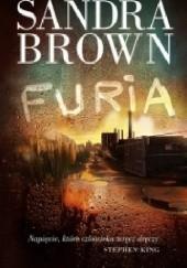 Okładka książki Furia Sandra Brown