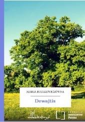 Okładka książki Dewajtis Maria Rodziewiczówna