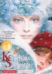 Okładka książki Królowa Śniegu Hans Christian Andersen