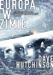 Okładka książki Europa w zimie Dave Hutchinson