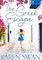 Okładka książki The Greek Escape Karen Swan