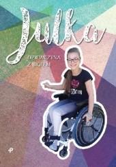 Okładka książki Julka - dziewczyna z biglem Aneta Wojciechowska