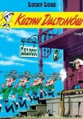 Okładka książki Kuzyni Daltonów René Goscinny,Morris