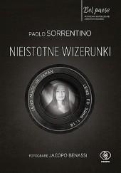 Okładka książki Nieistotne wizerunki Paolo Sorrentino
