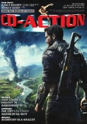 Okładka książki CD-Action 01/2019 Redakcja magazynu CD-Action