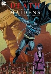 Okładka książki Batman- Death & The Maidens Greg Rucka, Klaus Janson