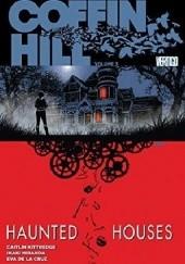 Okładka książki Coffin Hill Vol.3- Haunted Houses Caitlin Kittredge,Inaki Miranda