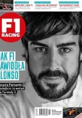 Okładka książki F1 Racing nr 171 Redakcja magazynu F1 Racing
