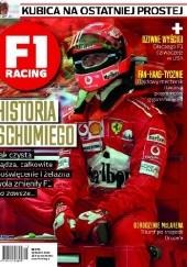 Okładka książki F1 Racing nr 173 Redakcja magazynu F1 Racing