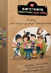 Okładka książki Karty Technik Pozytywnej Dysycpliny Jane Nelsen