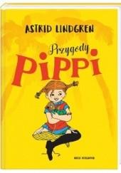 Okładka książki Przygody Pippi Astrid Lindgren