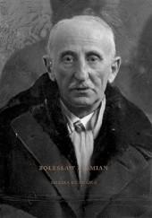 Okładka książki Bolesław Leśmian. Książka do pisania Jarosław Mikołajewski