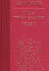 Okładka książki Romans Teresy Hennert. Granica Zofia Nałkowska