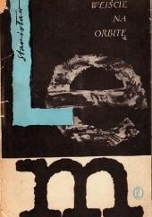 Okładka książki Wejście na orbitę Stanisław Lem