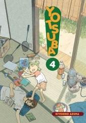 Okładka książki Yotsuba! #4 Kiyohiko Azuma