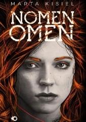 Okładka książki Nomen omen Marta Kisiel