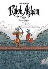 Okładka książki Ralph Azham, Tom 11: Cios za Ciosem Lewis Trondheim,Brigitte Findakly