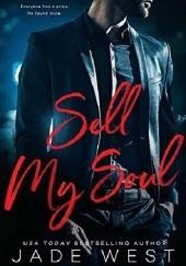 Okładka książki Sell My Soul Jade West