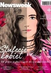 Okładka książki Newsweek wydanie specjalne 2/2018 - Stulecie kobiet Redakcja tygodnika Newsweek Polska