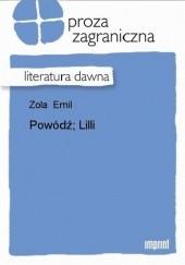 Okładka książki Powódź; Lilli Emil Zola